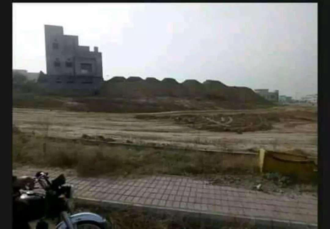 7 Marla Residential Plot For Sale in Safari valley Usman block Rawalpindi