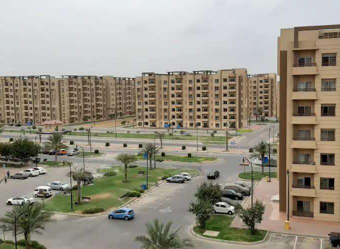Bahria Town Karachi 950'Ft