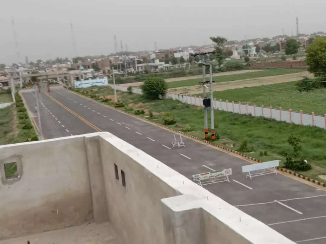 5 Marla Residential Plot Urgent Sale in Rehman City Phase 2 Sheikhupura