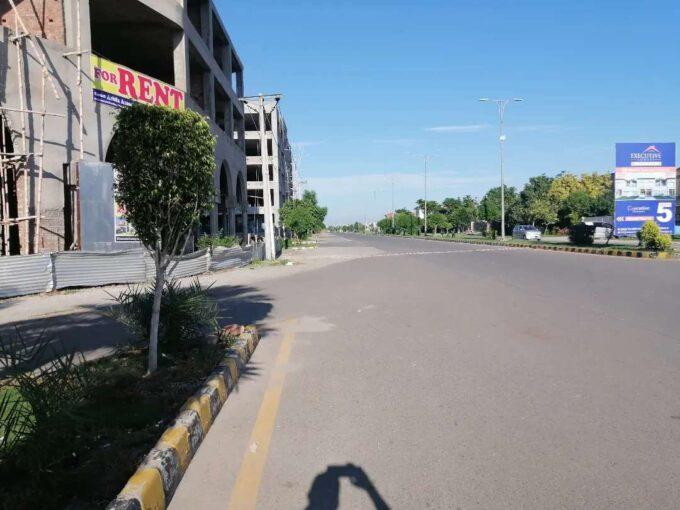 Paragon City Executive Block