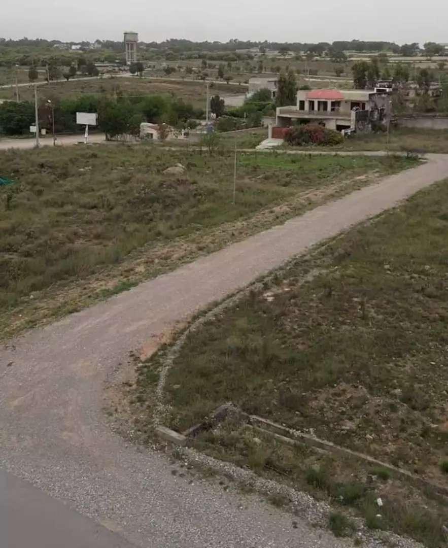 1 Kanal Residential Plot For Sale in PECHS Block-K Islamabad