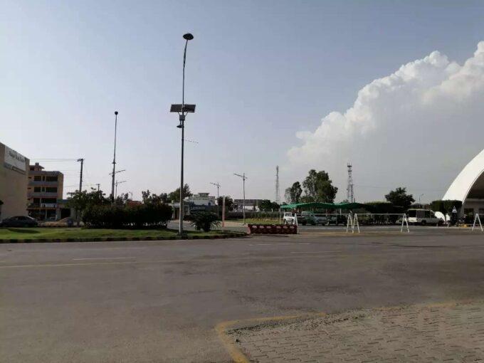 Central Park A&B-block Lahore