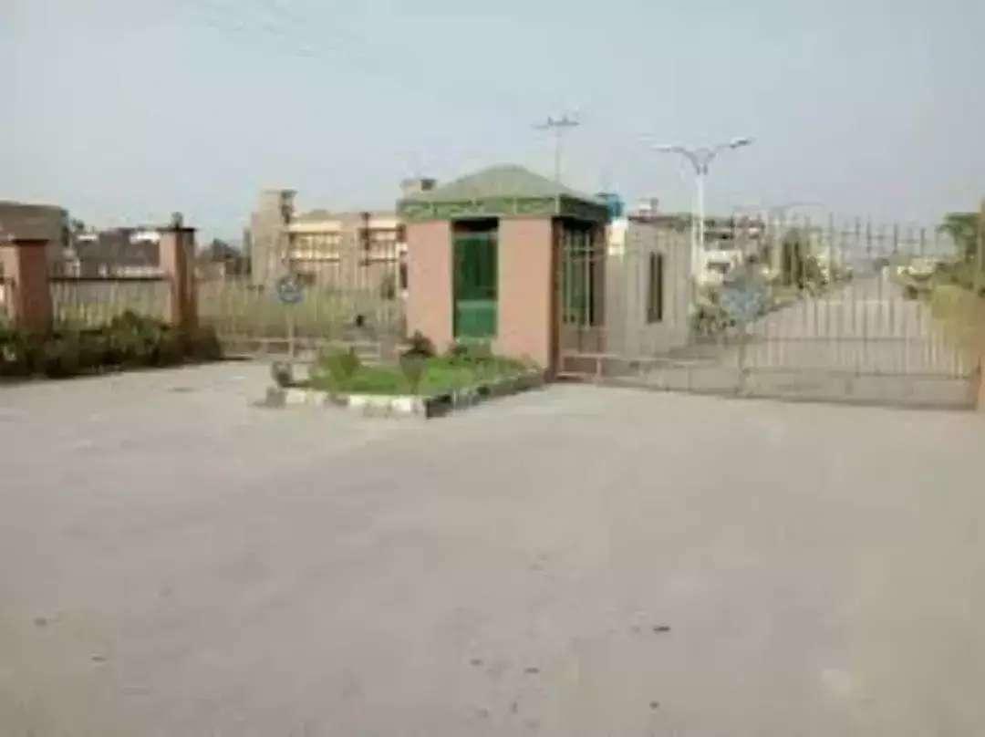 8 Marla Residential Corner Plot For Sale in Al-Massa Town Khyber Pakhtunkhwa