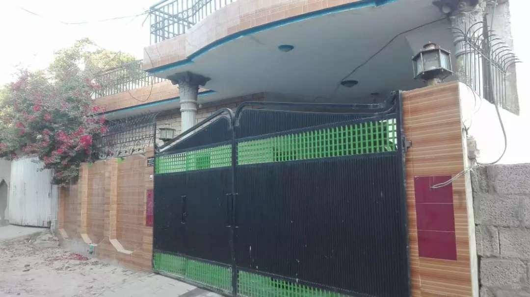 10 Marla House For Sale in Dhamial Road Ashraf Colony Rawalpindi