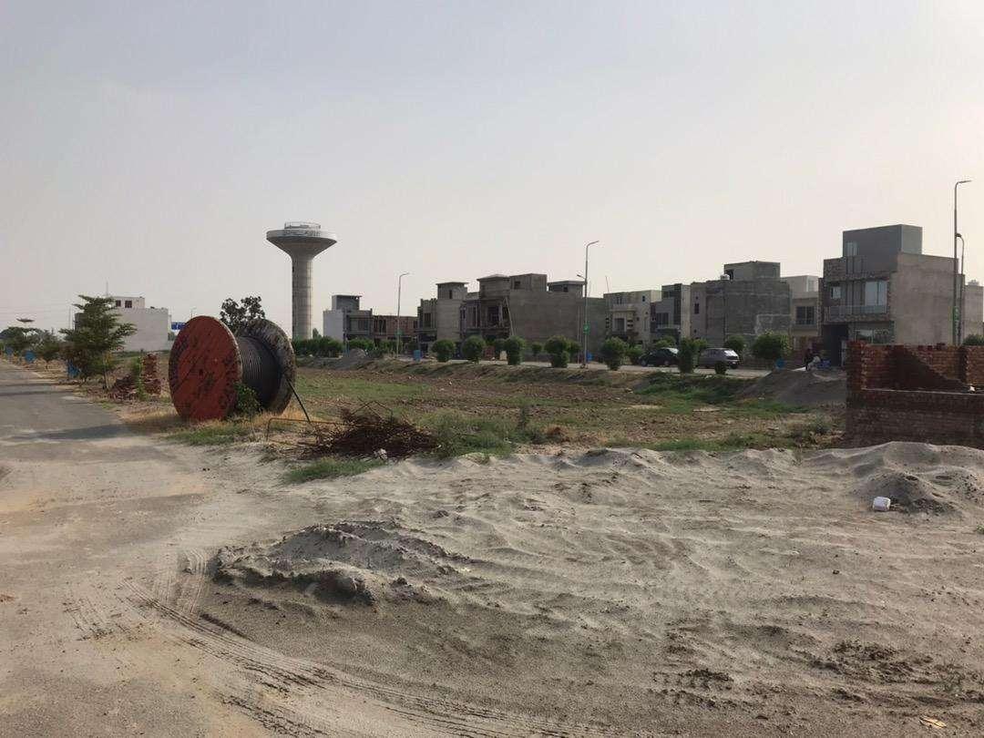 3 Marla Residential Plot For Sale in Al-Kabir Town Lahore
