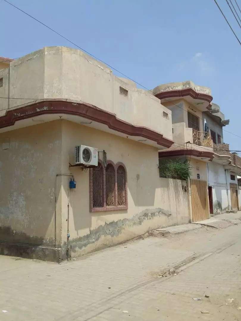 10 Marla Double Storey House For Sale in Wilayat Abad Multan