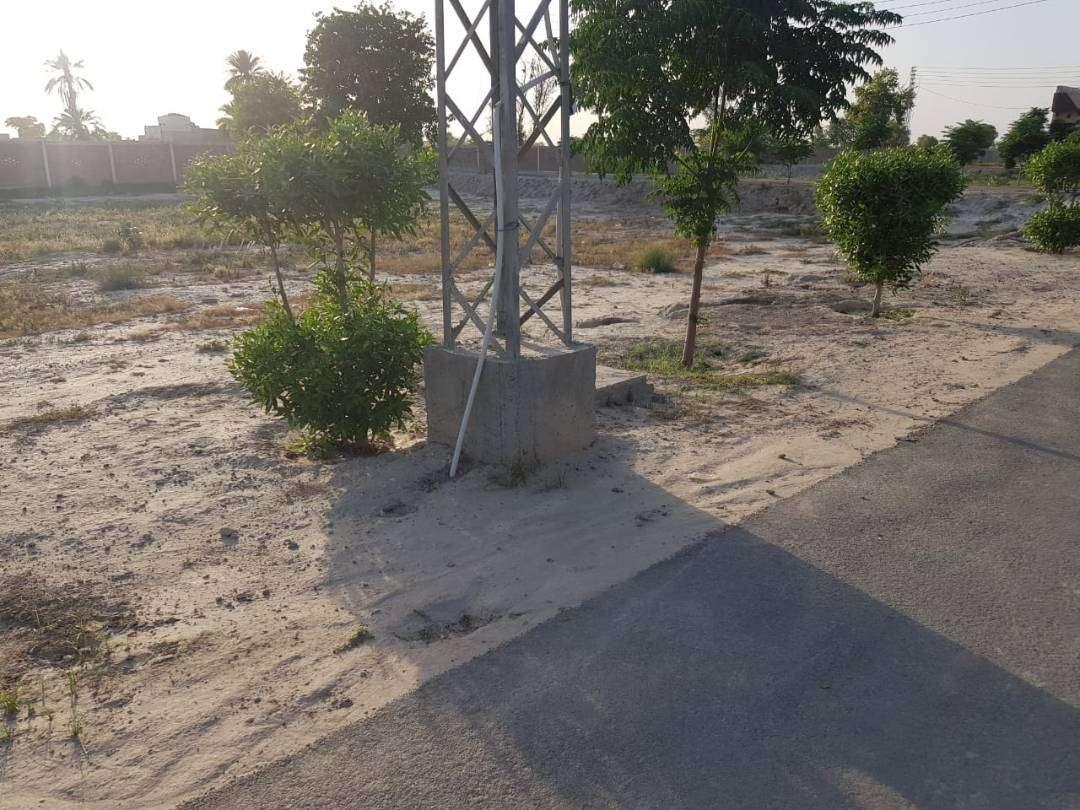 5 Marla Residential Plot for sale in Gulshan Saeed Housing Society Larkana