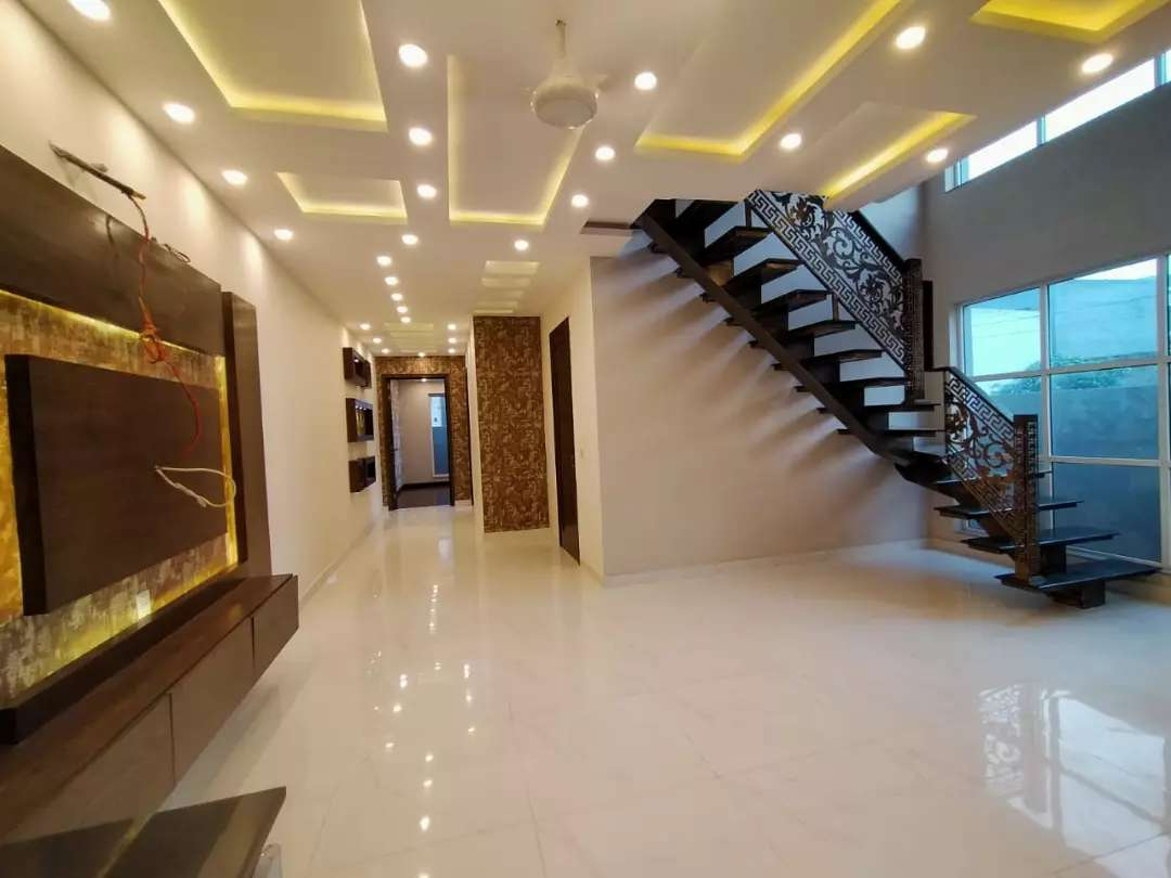 7 Marla Brand new house for sale in State Life Housing Society Lahore