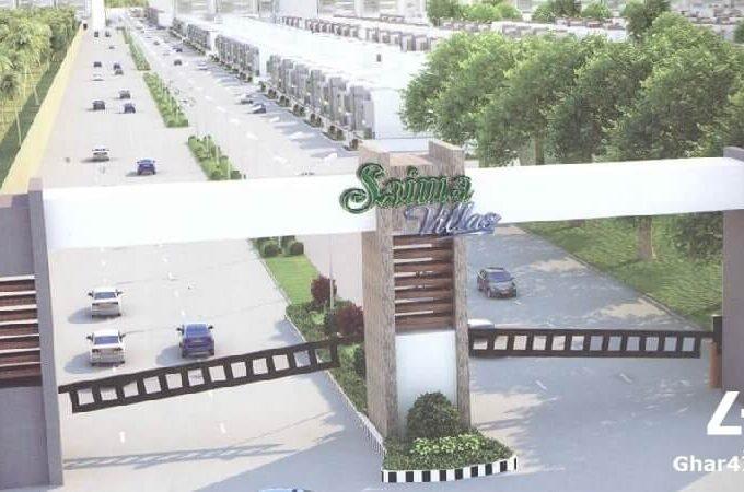 Saima Villas Karachi