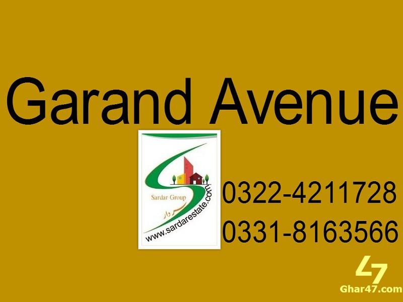 Grand Avenue Lahore Plots Required A Block 10 Marla