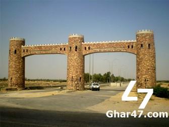 120 Sq Yards Residential Plot Shah Latif Town Karachi