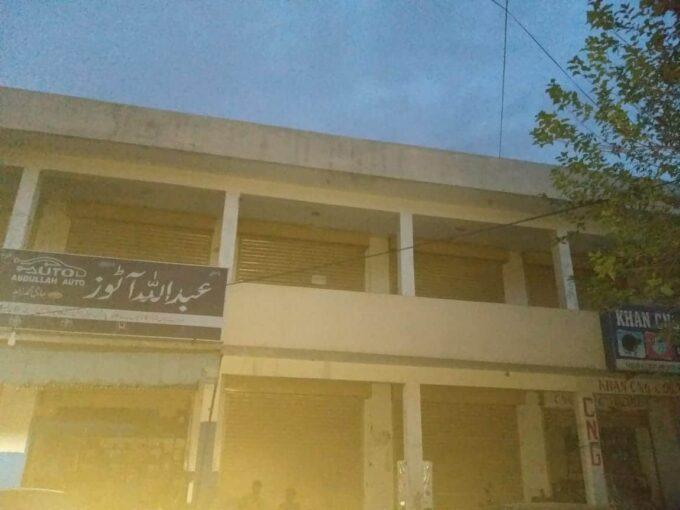 Saddar Lahore Shop Rent