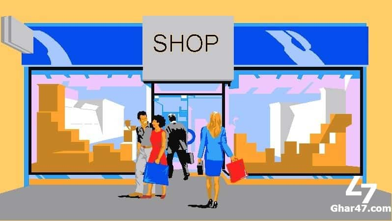Corner Shop for sale in Bajaur Plaza Rawalpindi