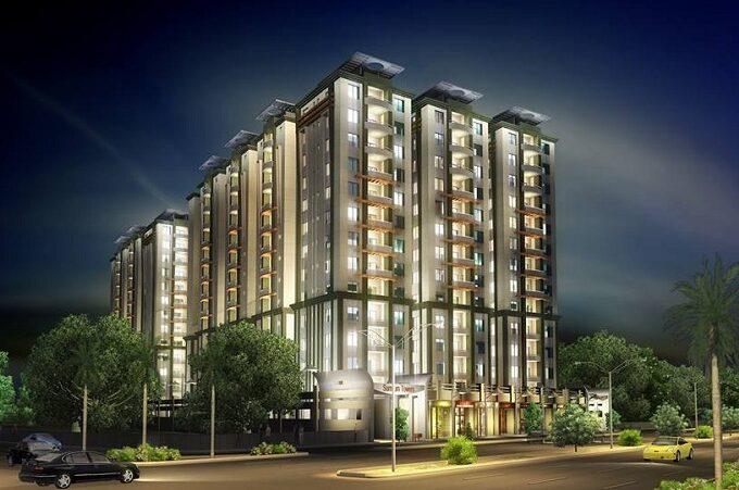 Sumsum Towers Gulshan-E-Maymar
