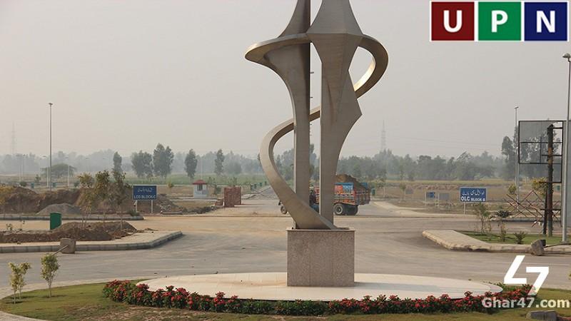 5 MARLA Plot, Bahria Orchard Phase 1 Eastern