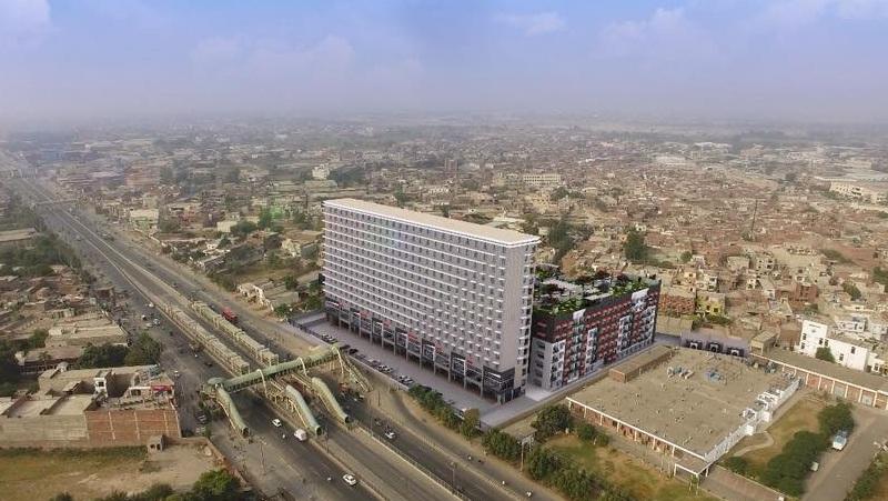 Union Complex Lahore