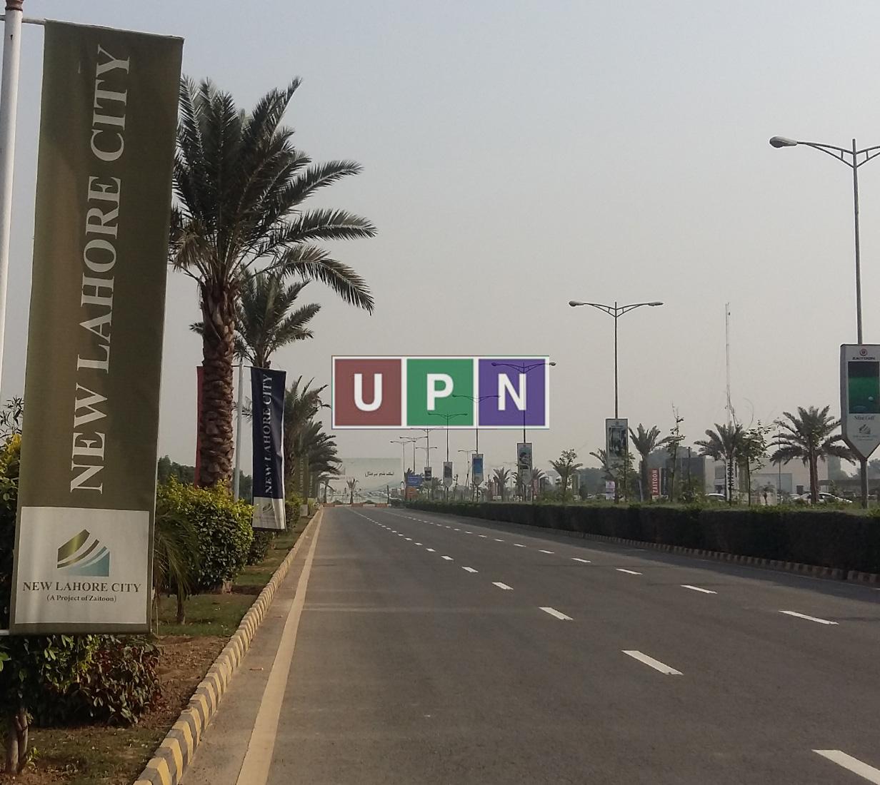 8 MARLA Residential Plot, Platinum Enclave New Lahore City