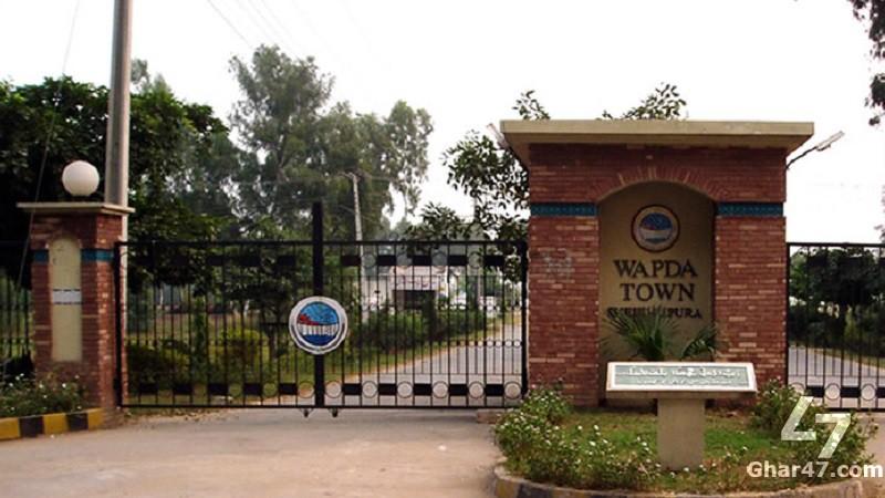 10 MARLA Residential Plot, WAPDA Town Sheikhupura