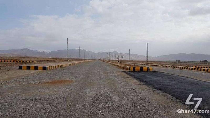 1080 SQ FT Plot In Zarghoon Housing Scheme Quetta