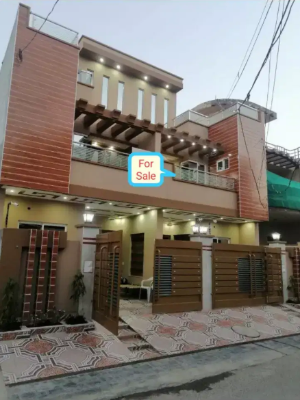 House For Sale 5 Marla Jubilee Town Lahore