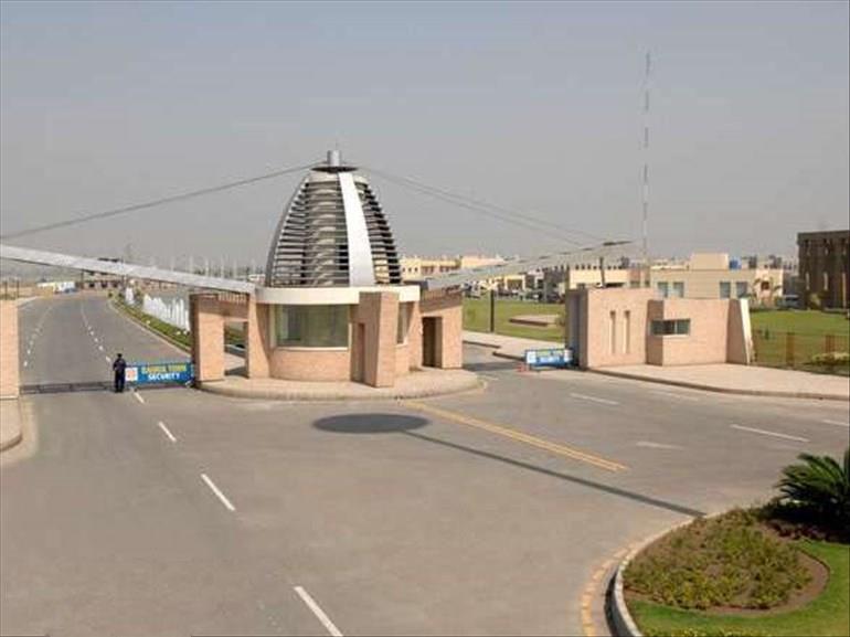 Phase 8 DHA Lahore 1 Kanal Residential Plot No 157 Block W