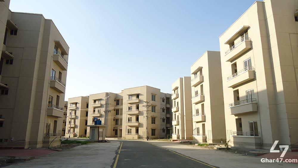 12 Marla Apartment Askari 11 Sector B Lahore