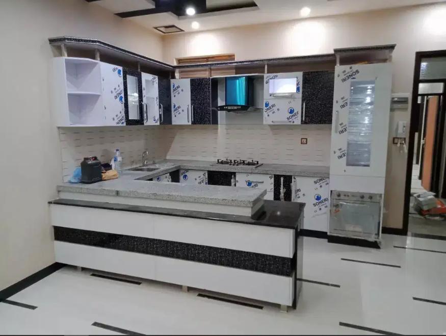 Brand New Portion Second Floor For Sale Karachi