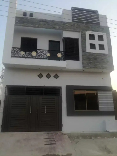 4 Marla House With Basement For Rent Sahiwal