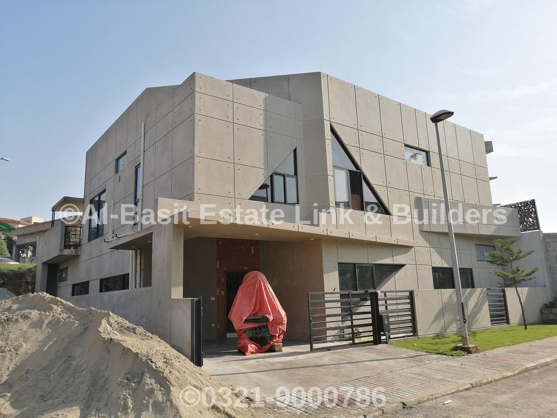 250 YARDS Corner Designer House For Sale at DHA Phase II Islamabad