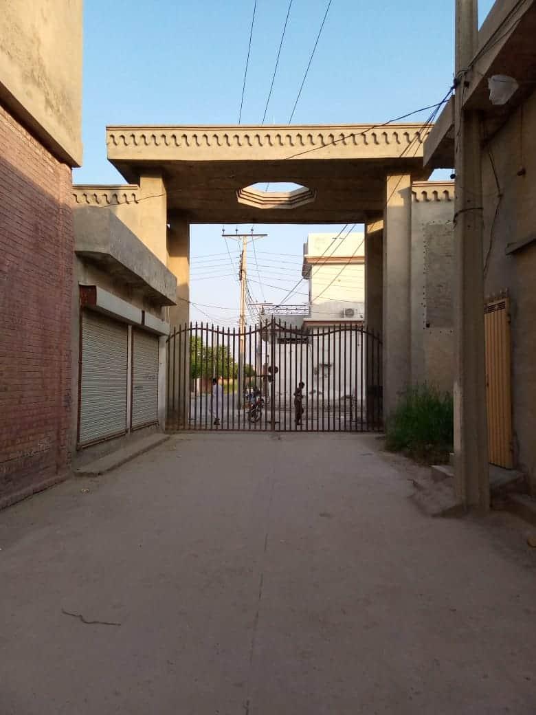 Jinnah Park – 6 Marla Plot for sale in Faisalabad