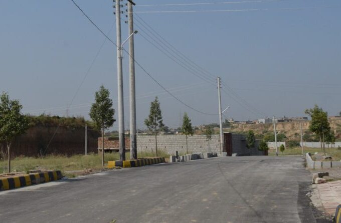 Kohsar Extension Taxila