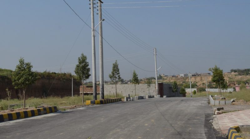 5 Marla Plot For Sale in Kohsar Extension Taxila