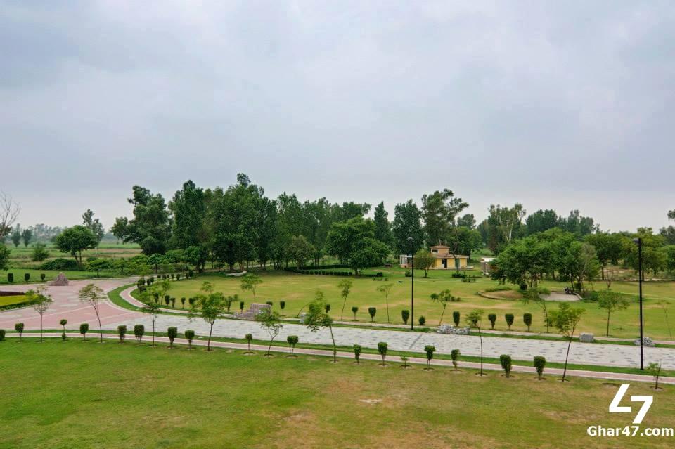 5 MARLA Corner Plot, Block B DHA 9 Town Lahore