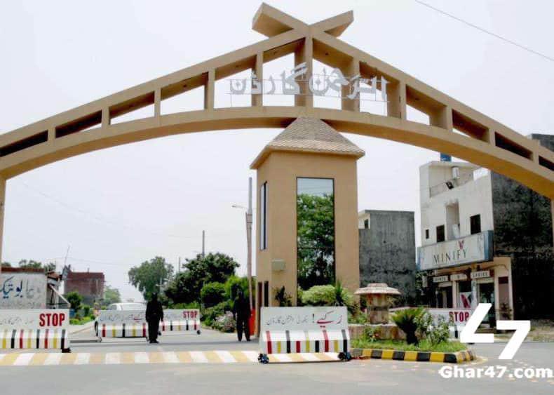 Al Rehman Garden Lahore – BOOKING DETAILS