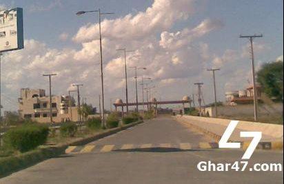 30 Marla Residential Plot Wapda Town Phase 1 E Block Multan