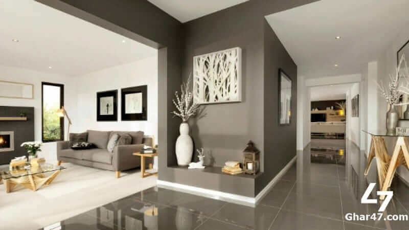 Home interior finishes