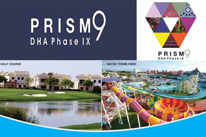 5 Marla Plot For Sale 9 Prism DHA Lahore