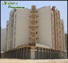 Saima Presidency Karachi