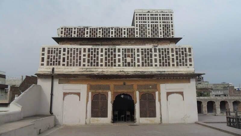 Jali Screens Haveli Nau Nihal Singh Lahore