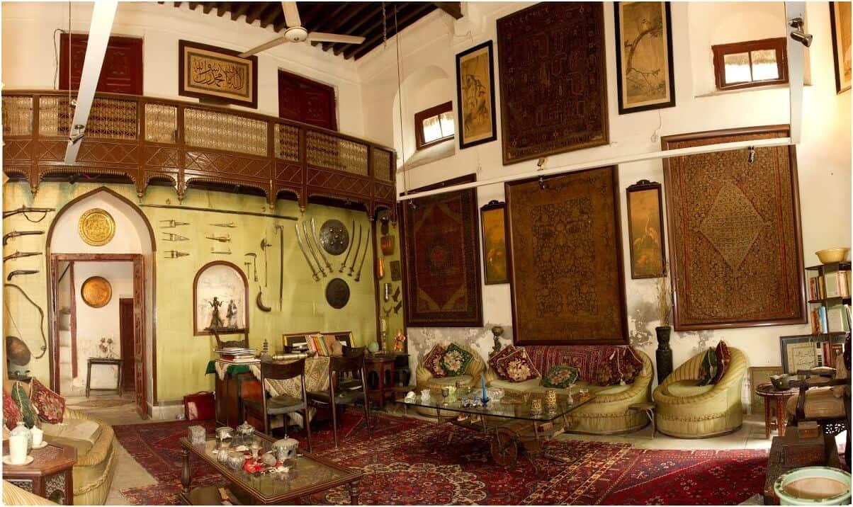 Fakir Khana the house of the humble ones