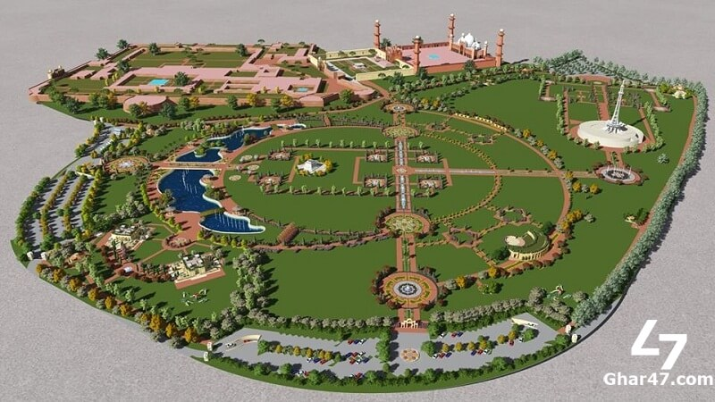 Greater Iqbal park Lahore