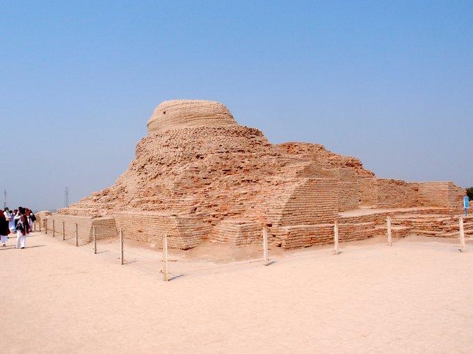history of mohenjo maro